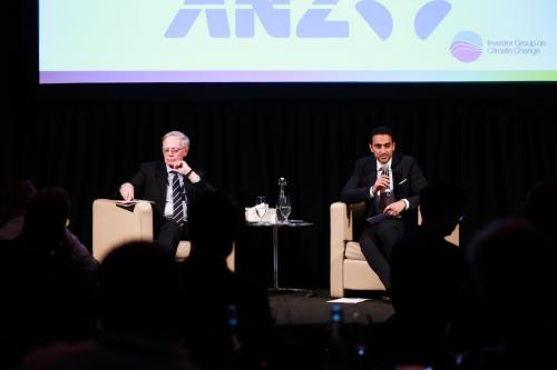 Gala Dinner with Admiral Chris Barrie and Waleed Aly